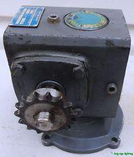 Boston Gear Speed Reducer 700 Series F715-50-B5-G 1/4 HP Input Ratio 50:1