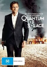Quantum Of Solace (DVD, 2009)