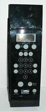 WHIRLPOOL ESTATE GENUINE OEM MICROWAVE OVEN CONTROL PANEL / TOUCHPAD #W10163428