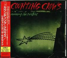 Counting Crows - Recovering the Satellites - Japan CD - 14Tracks OBI