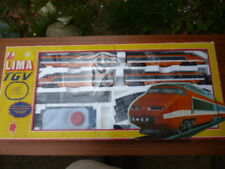 Train TGV LIMA HO en coffret