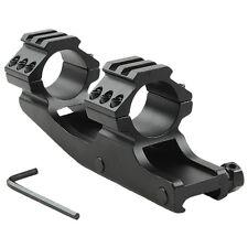 "Dual PEPR 1""/30mm Ring Cantilever Scope Flat Top Picatinny/Weaver Rail Mount"