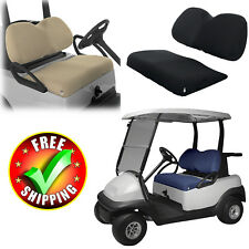 Golf Cart Seat Cover Terry Cloth E Z GO EZGO Club Yamaha Replacement Accessories