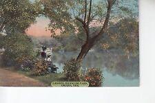 Lagoon in Hanscom Park Omaha NE
