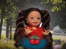 Sammlungsauflösung shelly kelly barbie tommy Puppenkleid Puppenstube Handarbeit