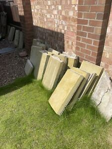 20 + Beige Brick Coping Stones