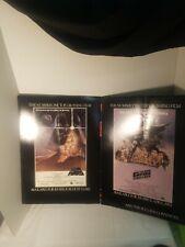 Star Wars Return Of The Jedi Japan Promo Press Sheet 1983  Program Book