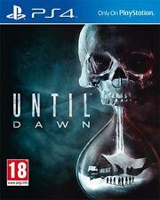 Until Dawn PS4 - totalmente in italiano