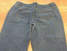 Route 66 women's denim jeans Relaxed Sz 24 S W-45 L-28 EUC