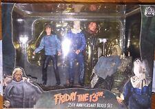 Friday 13th - 25th Anniversary Boxed Set - Neca