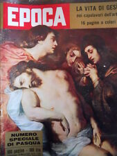 EPOCA n°443 1959 Colonello Grivas - Rosanna Schiaffino [C80]