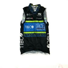 Women's 2019 Voler Team Tibco Pro Cycling SL Jersey, Black, Size XS EUC