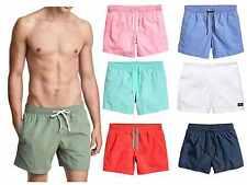 Men's H&M Swimming Trunks Swimwear Beachwear Summer Shorts Speedos