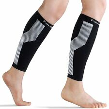 Leg Calf Compression Sleeve (1 PAIR) Performance For Men and Women