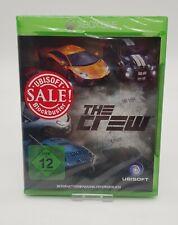 The Crew X Box One XBox Game Ubisoft Rennen # NEU #