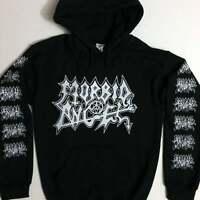 MORBID ANGEL Hoodie Immolation CARCASS Terrorizer Dismember Bolt Thrower S - XL
