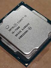 New listing Intel Core i5-7500 Quad-core 3.40Ghz Desktop Processor Sr335