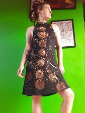 Womens Size 8 10 Sacred Geometry Goth Killstar Punk Vibes Dress