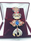 AUSTRIA-HUNGARY ORDER OF THE GOLDEN FLEECE WITH RHINESTONES IN FULL SIZE