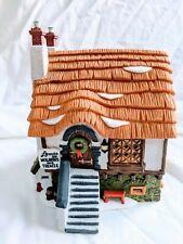 Dept 56 Christmas Lomas Ltd. Molasses House Dickens' Village Retired