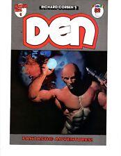 Richard Corben's Den #1 (Fantagore Press 1988)