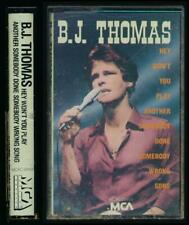 B.J. Thomas Another Somebody Done Somebody Wrong Song 1987 Promo Cassette Countr