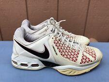 Nike Air Max Breathe Cage II 2 QS Rafa Nadal 11.5 CourtBallistec 317887-103 A2