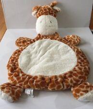 """Mary Meyer Tummy Time Plush Giraffe Baby Floor Mat Super Soft 38 """"x 25"""" bestever"""