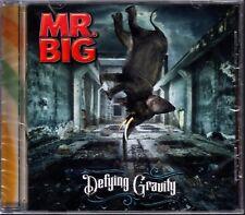 MR BIG - DEFYING GRAVITY (2017) CD  PAUL GILBERT BILLY SHEEHAN ERIC MARTIN