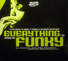 CD V.A EVERYTHING I DO GONNA BE FUNKY