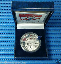 1999 Singapore National Day Parade 20gm 925 Fine Silver Proof Medallion