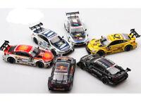 New 1:43 M4 DTM Alloy Diecast Model Car Toys Racing Team Vehicles