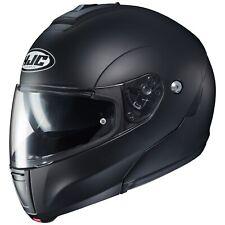 HJC c90 matt-schwarz Klapp-Helm + Sonnenblende 63/64-XXL Motorrad-Helm Touring