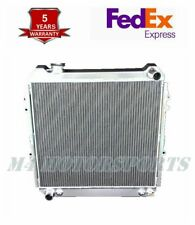 Brand New Replacement Aluminum Radiator Fits Q2807 with Warranty