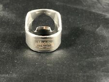 Modelo Especial Beer Bottle Opener Ring Stainless Steel Engraved Bar Tool Modelo