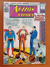 Dc Action Comics, Vol. 1 # 288 ( May. 1962) The Man Who Exposed Superman!