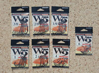 Ami Decoy Worm 9 Upper Cut, Black Bass, Made in Japan