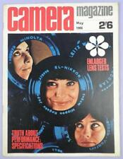 Camera Magazine May 1966, Inc. Cycling Sportpaleis in Antwerp