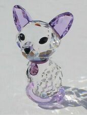 SWAROVSKI LOVLOTS KITTEN FIONA THE SIAMESE 5223603 MINT BOXED RETIRED RARE