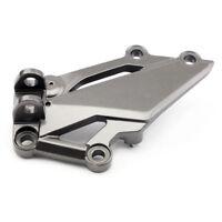 Right Foot Peg Pedal Mount Bracket For Kawasaki VERSYS/Z 250/300 EX 250R NINJA
