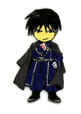 """FULLMETAL ALCHEMIST Roy Patch 3"""" x 2"""" Patch Licensed iron on patch sealed"""