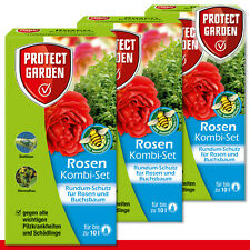 Protect Garden 3 x 130 ml Rosen Kombi-Set