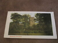 1907 fr postcard - Handsworth Old Church - Birmingham