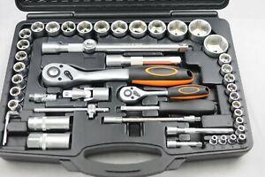 Coffret outils cliquet 94 pièces ZBOX