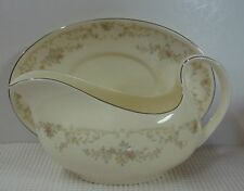 Royal Doulton China DIANA H5079 Gravy Boat with Relish Underplate BEST