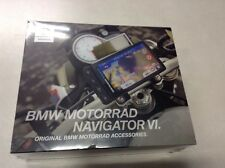 BMW Motorrad Navigator VI Gps With Cradle Nav 6