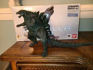 Bandai S.H. Monsterarts Godzilla Earth 2017