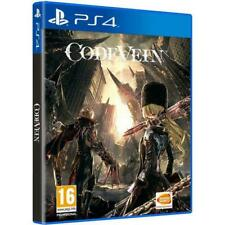 Code Vein (Sony PlayStation 4, 2018)