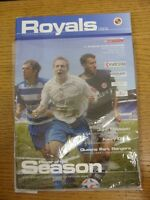 30/04/2006 Reading v Queens Park Rangers  . Thanks for viewing our item.  Any no