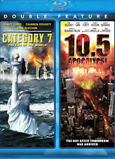10. 5 Apocalypse/Category 7: The End of the World [Blu-ray] DVD, Randy Quaid, Sh